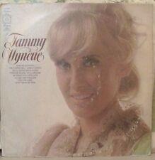 Tammy Wynette, Send Me No Roses. 33 rpm 12 inch vinyl. Nice record