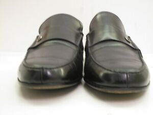 Men's Gucci Black Band Loafers Size 9.5 UK, 10.5 USA