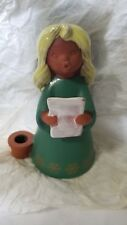 1967 Goebel Christmas Caroler Candle Holder Gra268