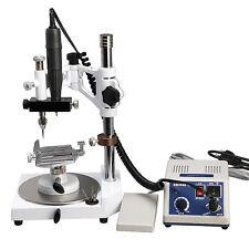 Dental Lab Marathon Micromotor N3T + 35K RPM Handpiece + Parallel Surveyor