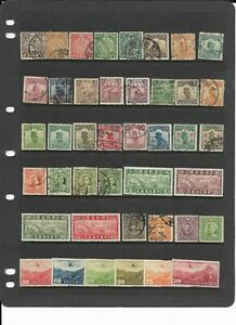China Stamp Collection-Mint/Used-Nice Mix of Material