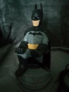 "EXG Pro: DC Comics - Batman Cable Guy 8"" Controller/Mobile Phone Stand - Black/G"