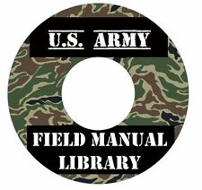 Army Manual Libary Surival Guides etc Over 350+ Manuals! PDF Kndle compatible