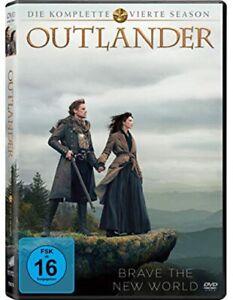 Outlander Staffel 4 Neu und Originalverpackt 5 DVDs