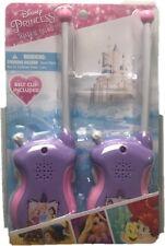 Disney Princess Walkie Talkies Toy Game Kids Play Gift Walkie Talkie Frozen