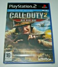 Call of Duty 2: Big Red One PS2 (PAL España precintado)