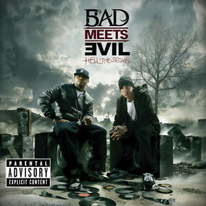 Bad Meets Evil - Hell: The Sequel [New CD] Explicit, Extended Play, De