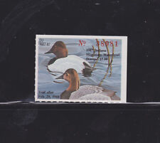 State Hunting/Fishing Revenues - IN - 1987 Duck Stamp IN-12 ($5) - MNH