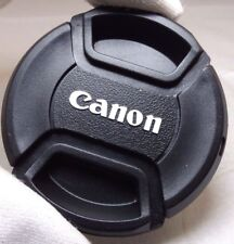 Canon LC-52mm Snap-on Plastic Front Lens Cap 52mm for 50mm f1.8 FD EF EOS