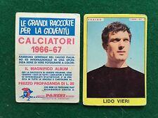 CALCIATORI 1966/67 66/1967 TORINO Lido VIERI Figurina Sticker Panini (NEW)