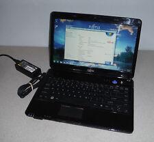 """Fujitsu Lifebook LH531 14"""" Notebook i5-2410M 4GB Ram 500GB HDD DVDRW HDMI WiFi"""
