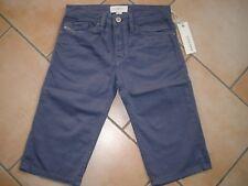 (c565) Cool diesel Boys bermudas pantalones look usado vaqueros con logotipo Patch gr.116