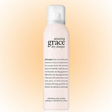 Philosophy-Amazing-Grace-Dry-Shampoo-4-3-oz-Style-Extender-Floral-Scent-NEW