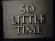 16mm So Little Time Maria Schell Marius Goring Lucie Mannheim Barbara Mullan