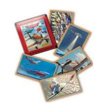 Panini Disney Planes Sticker Album Collection - 20 Packets of Stickers