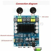 2019 TPA3116D2 120W+120W Wireless Bluetooth 4.0 Audio Receiver Amplifier Board