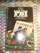 Case File:  FBI (1953, Paperback)