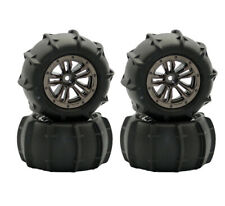 1/16 Rc Crawler Wheels & Sand Tires set For traxxas mini e-revo 1:16