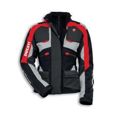 New Dainese Ducati Strada C3 Jacket Women's EU 44 Black/Red/Grey #981038144