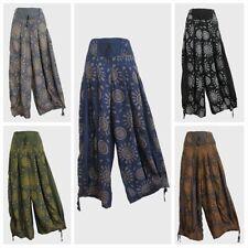 Handmade Rayon Machine Washable Pants for Women