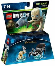 LEGO DIMENSIONS-FUN PACK 71218 - THE LORD OF THE RINGS (GOLLUM,SHELOB THE GREAT