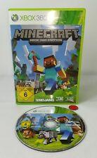 Minecraft Xbox 360 Edition   Xbox 360   gebraucht in OVP