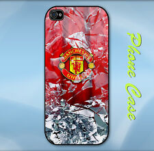 Manchester United Legend Red Devil MU011 Pictorial Case for iPhone & Samsung