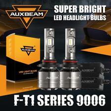 AUXBEAM 9006 HB4 70W 8000LM LED Temperature Control Headlight & Canbus Decoder