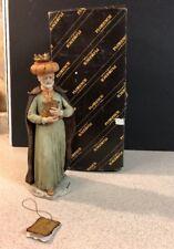 Mint In Box Giuseppe Armani Retired King Nativity 1983 Large 12�