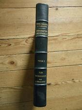 GEOGRAPHIE UNIVERSELLE Tome PREMIER. ILES BRITANNIQUES Vidal de La Blache  1927
