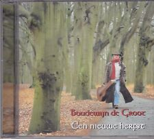 Boudewijn De Groot-Een Nieuwe Herfst cd album