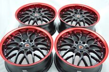 17 Wheels ES300 IS300 GS300 MKZ MKX MKS Fusion Escape Milan Tiburon Rims 5x114.3
