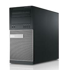 Dell 7020 Tower i5 3.3GHz 8GB 500GB DVD Windows 10 Pro Computer