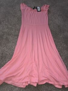 New Look Size 8 Ladies Teen Dress New With Tag Rrp £17.99