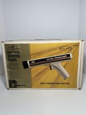 Vintage 1971 Searscraftsman In Box Inductive Timing Light 2134 Usa
