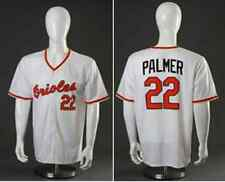 Baltimore Orioles 1966 Jim Palmer Replica Throwback Jersey SGA 7/24/2016 Size M