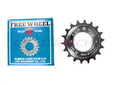"New Dicta BMX Road Fixed Gear Bicycle Bike Freewheel 3/32"" 18T Chrome Plated"