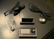 Sirius Satellite Radio Sportster 5 with Dock, Antenna, Power Adapter & Aux Cord