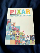 Pixar 22-Movie Collection Dvd Brand New Toy Story Coco Cars and More!