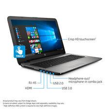 "NEW HP 15-BA113CL 15.6"" Touch Laptop AMD A10-9600P 2.4GHz 12GB 1TB Windows 10"