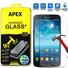 New Glass Tempered Screen Protector For Samsung Galaxy Mega2 G750