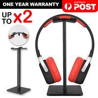 AU Universal Gaming DJ Gamer Headphone Stand Headset Hanger Bracket Holder Rack