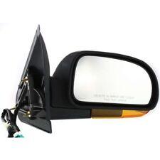 For Rainier 04-07, Passenger Side Mirror, Textured Black