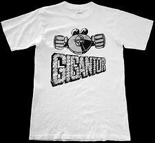 VINTAGE 80s GIGANTOR TETSUJIN 28-GO ANIME CARTOON MANGA T-SHIRT PUNK THE DICKIES