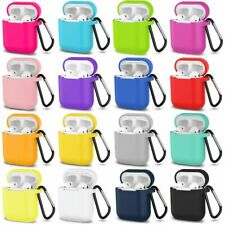 Shockproof Case Cover Gel Skin Strap Case Tough Holder For Apple Airpods Airpod