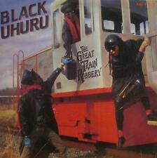 "Black Uhuru(12"" Vinyl)The Great Train Robbery-Real Authentic Sound-RAST 7018-UK-"