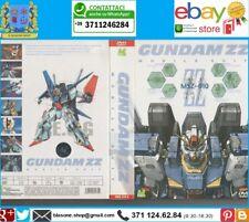 Cofanetto 5 Dvd Mobile Suit Gundam ZZ Anime Manga Serie TV Completo Box