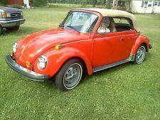 1974 Volkswagen Beetle - Classic SuperBeetle