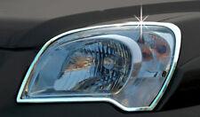 Accessoires pour Kia Sportage 2008-2010 Chrome Phares Cadre Mise au Point