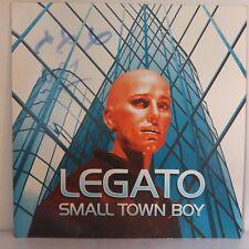 """Legato – Small Town Boy (Vinyl, 12"""", Maxi 33 Tours)"""